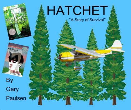 hatchet book pictures smart exchange usa hatchet a companion to gary