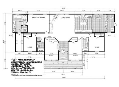 deer valley mobile home floor plans beautiful deer valley mobile home floor plans gallery