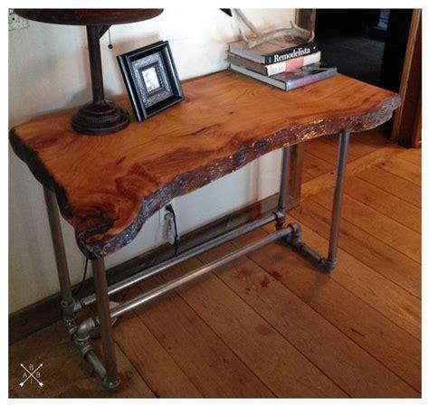 lie desk top 25 best wood slab ideas on wood table