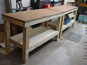 build woodworking workbench workbench plans 5 you can diy in a weekend bob vila