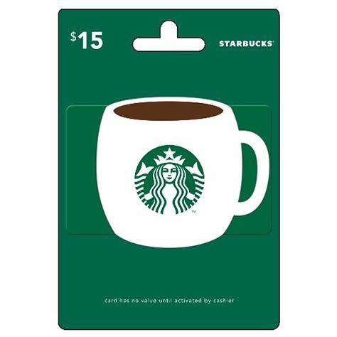 how to make a starbucks card 15 starbucks gift card bj s wholesale club