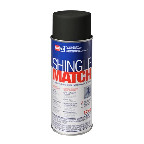 spray painter lowes shop gaf black outdoor spray paint at lowes