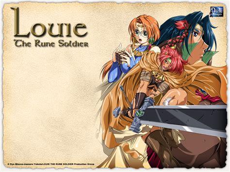 Louie The Rune Soldier Versi Indonesia Lynside