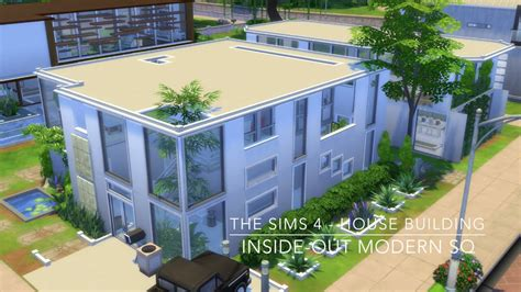 design house inside out the sims 4 house building inside out modern sq