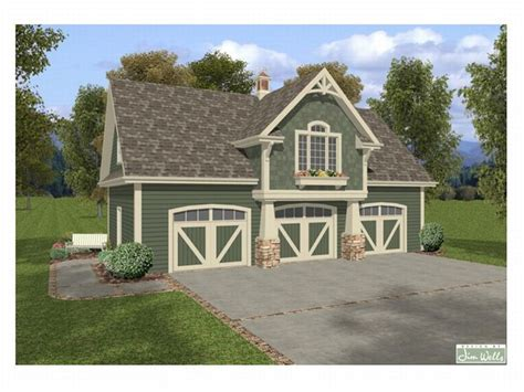 3 car garage with apartment floor plans carriage house plans craftsman style carriage house with