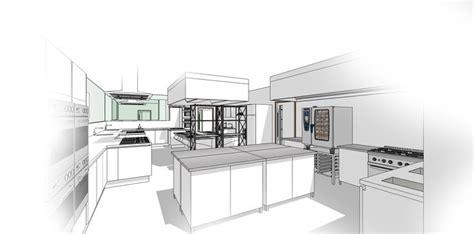 kitchen design cad sketchup interior commercial kitchen sketchup interior design concept