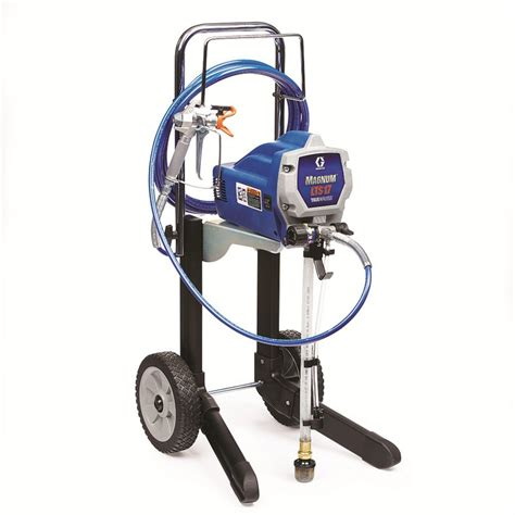 home depot paint sprayer return policy shop graco lts 17 electric stationary airless paint