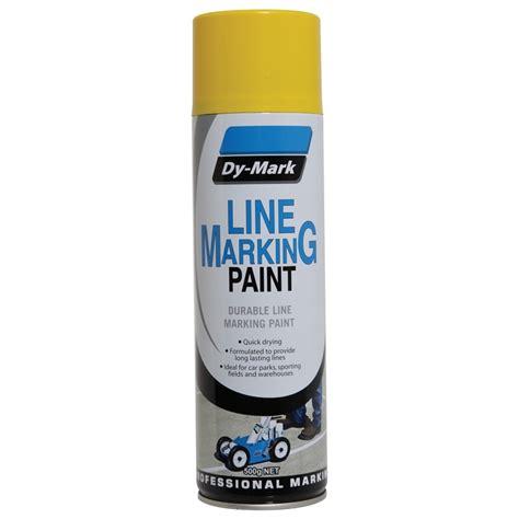 spray painter bunnings dy 500g line marking paint yellow bunnings warehouse