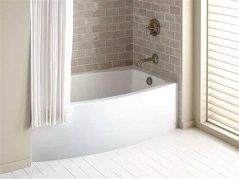 Shower Curtain For Corner Bath basic types of bathtub ideas by mr right