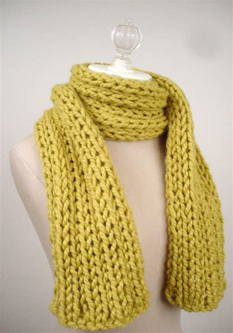 fast knitting scarf knitting patterns crochet and knit