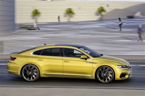 Vw Pasat New by Vw Arteon Revealed In 2017 S Passat Cc By Car Magazine