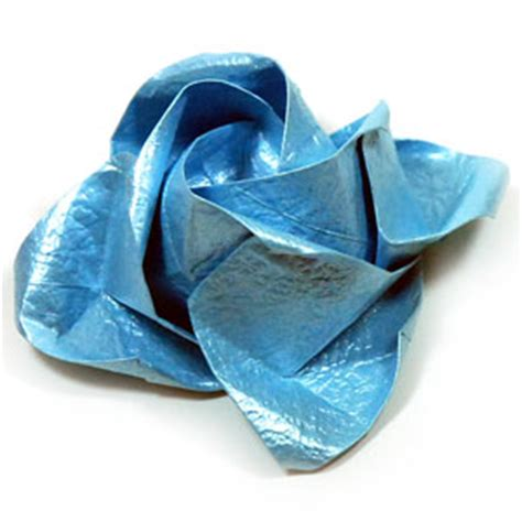 kawasaki origami how to make a bloom kawasaki origami flower page 1