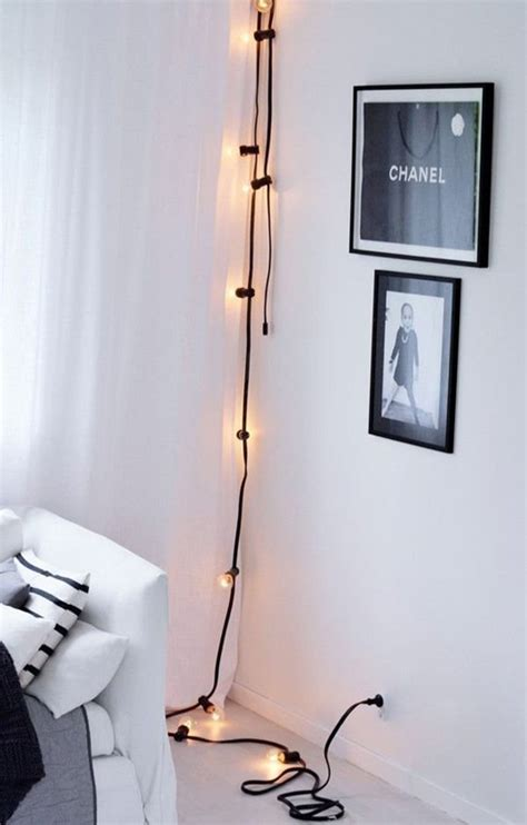 vintage bedroom lighting 15 most beautiful string light decorations house design
