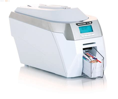 printers for card magicard pro professional single sided id card printer