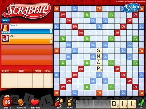 how to play scrabble apple scrabble macgamestore