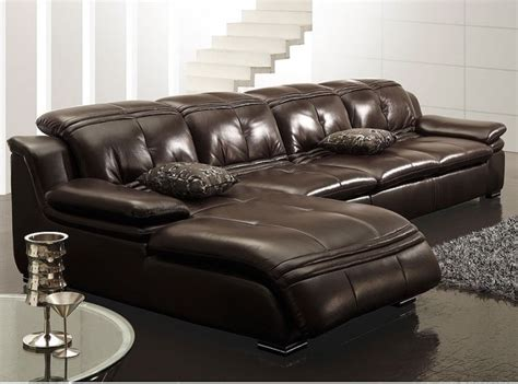 brown leather sofa sectional brown sectional sofas
