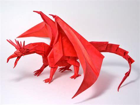 origami dragons origami aww