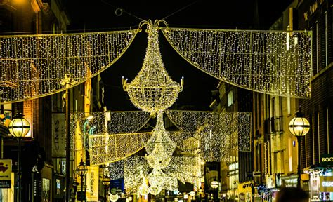 interesting facts about the lights in dublin