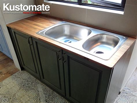 kitchen sinks and cabinets classic solid wood swing doors for kitchen sink cabinet
