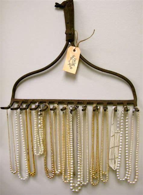 jewelry holder diy necklace holder mascara martinis
