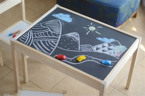 diy chalkboard desk diy a chalkboard desk for the ones