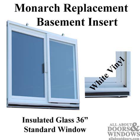 monarch basement windows vinyl basement replacement window insulated basement window