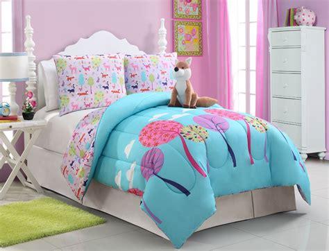 size kid bedding set bedding foxy comforter set
