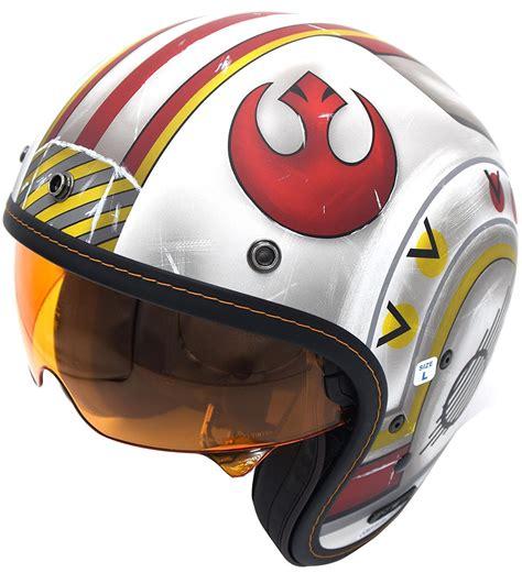 Motorradhelm Star Wars by Rev Up With Star Wars Inspired Motorcycle Helmets Nerdist