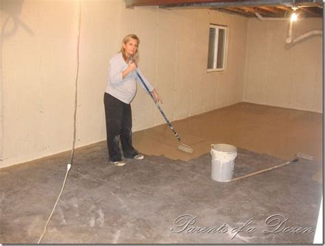 what to do with an unfinished basement best 25 painting basement walls ideas on