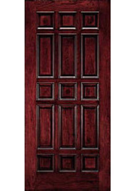 exterior panel doors 15 panel exterior door home design