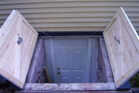 outdoor basement doors basement bulkhead doors for exterior basement bulkhead