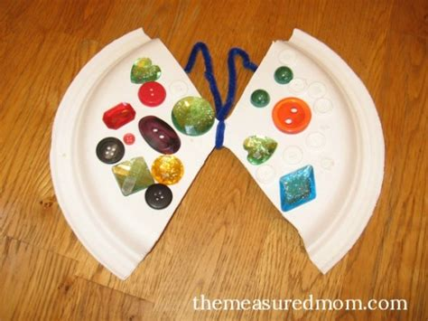 craft projects for toddlers and preschoolers letter b projects for preschoolers the measured