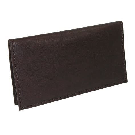 leather checkbook covers for leather card holder and checkbook cover wallet by paul checkbook covers wallets