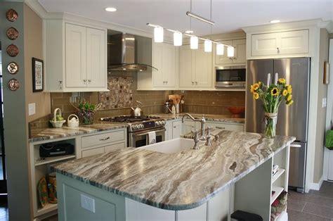 Kitchen Islands Clearance stone design quartzite fantasy brown soft quartzite