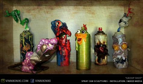 spray painter names vinni kiniki graffiti mural artist for hire artist made