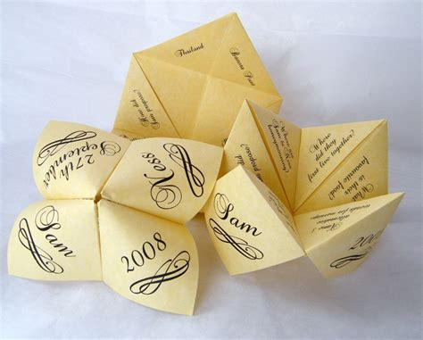 wedding origami 4 delightful diy wedding ideas goods awesome living