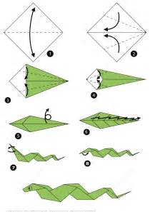 how to make an origami snake how to make an origami snake step by step