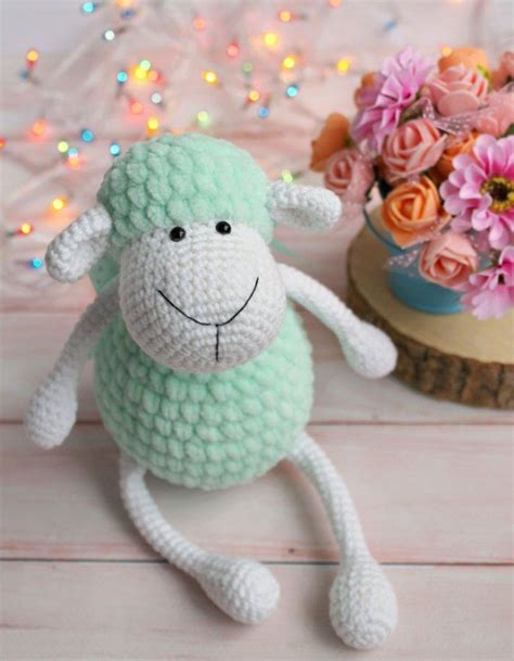 amigurumi knitting patterns for beginners best 25 crochet sheep ideas on crochet