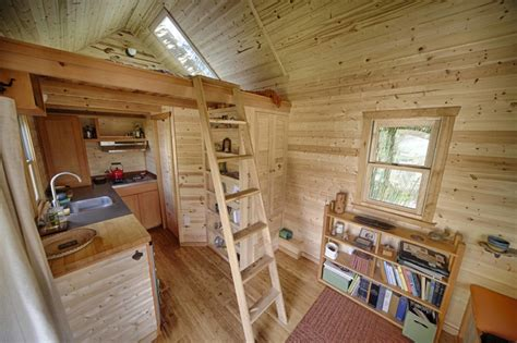 tiny homes interiors tiny house books plans padtinyhouses