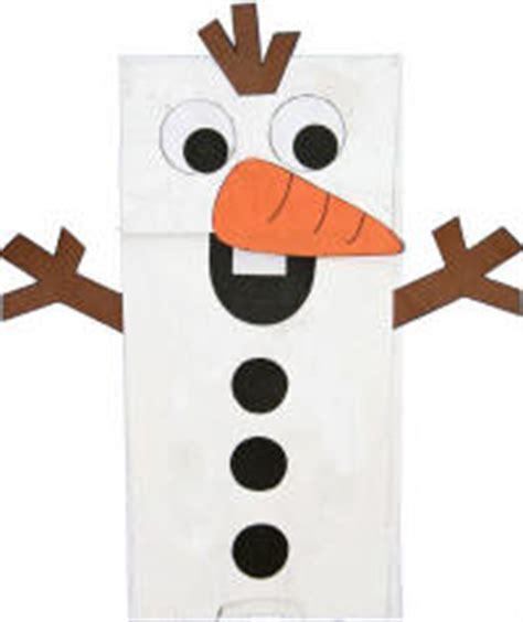 dltk crafts snowman crafts for