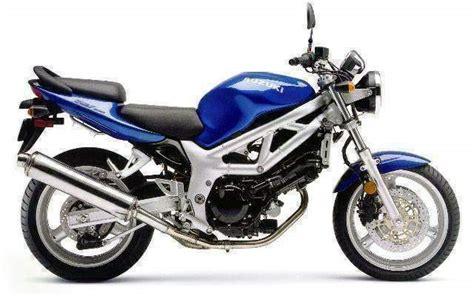 2001 Suzuki Sv650 Specs by Suzuki Sv 650