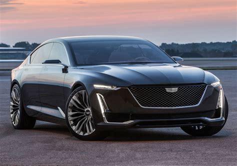 Cadillac Concept by Cadillac Escala Concept Cars Diseno