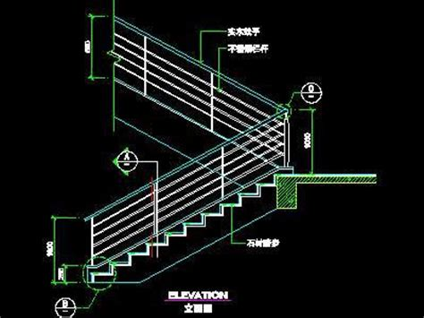 Kitchen Faucet Types staircase elevations cad amp autocad blocks
