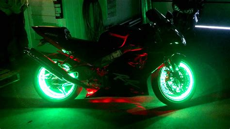 led lights for motorcycles motorcycle wheel light kit