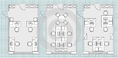 symbols used in floor plans standard office furniture symbols on floor plans stock