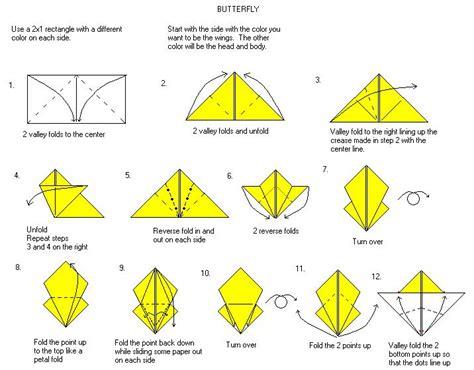 origami diagrams leaf origami diagram