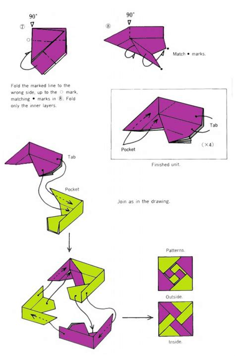 origami box steps beautiful origami box
