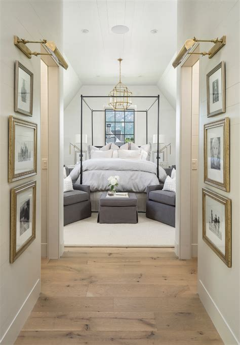 white house master bedroom family home with timeless interiors home bunch interior