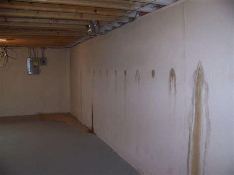 basement wall leak repair basement leak repair home design