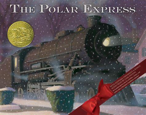the polar express picture book the book the polar express